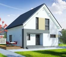 Point 106.13 – dom półtorakondygnacyjny