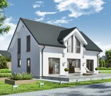 Point 150.20 – dom półtorakondygnacyjny