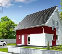 Point 106 – dom półtorakondygnacyjny
