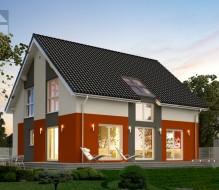 Point 150.17 – dom półtorakondygnacyjny