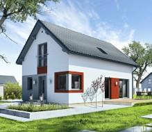 Point 114.1 – dom półtorakondygnacyjny
