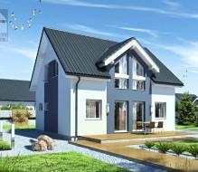 Point 118.14 – dom półtorakondygnacyjny