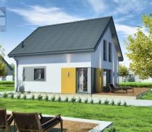 Point 118.2 – dom półtorakondygnacyjny