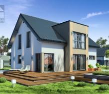 Point 150.19 – dom półtorakondygnacyjny