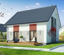 Point 127 – dom półtorakondygnacyjny