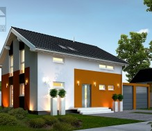 Point 150 A – dom półtorakondygnacyjny