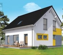 Point 150.1 – dom półtorakondygnacyjny