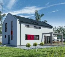 Point 157 A – dom półtorakondygnacyjny