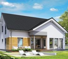 Point 166 – dom półtorakondygnacyjny