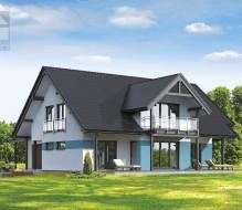 Implus 300 – dom półtorakondygnacyjny