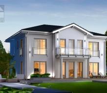 Classic 184 – dom dwukondygnacyjny